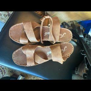 Free people hippie sandals